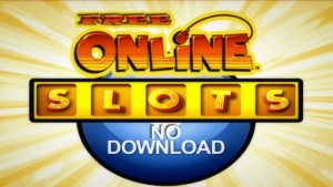 Free online slots offer great opportunities for your trial game